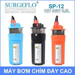 May Bom Chim SURGEFLO 12V SP 12