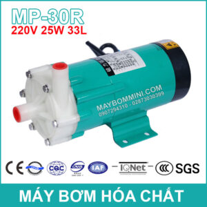 May Bom Hoa Chat 220V 30R