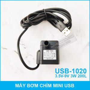 May Bom Chim Usb 1020