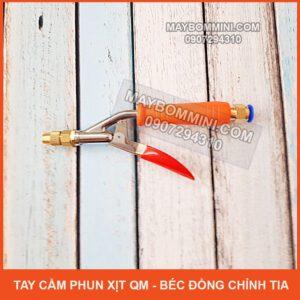 Tay Cam Phun Xit QM Bec Dong Chinh Tia