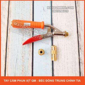 Tay Cam Phun Xit QM Bec Dong Chinhh Tia Gia Re