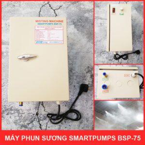 May Phun Suong Chhuyen Nghiep Smartpumps BSP 75