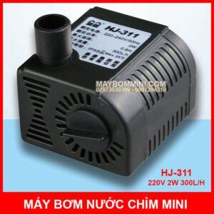 Bom Nuoc Mini Ho Ca HJ 311