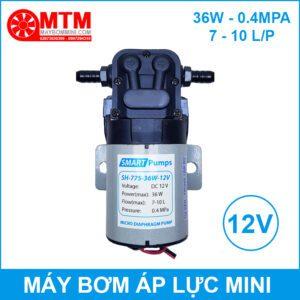May Bom Ap Luc Mini 12v Sh 775 Gia Re