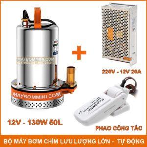 Bo May Bom Chim Luu Luong Lon Tu Dong
