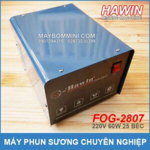 Ban May Phun Suong Chuyen Nghiep Chinh Hang