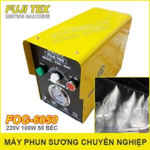May Phun Suong Chuyen Nghiep Fog 6050 50 Bec