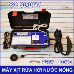 May Xit Rua Bang Hoi Nuoc Nong 220V