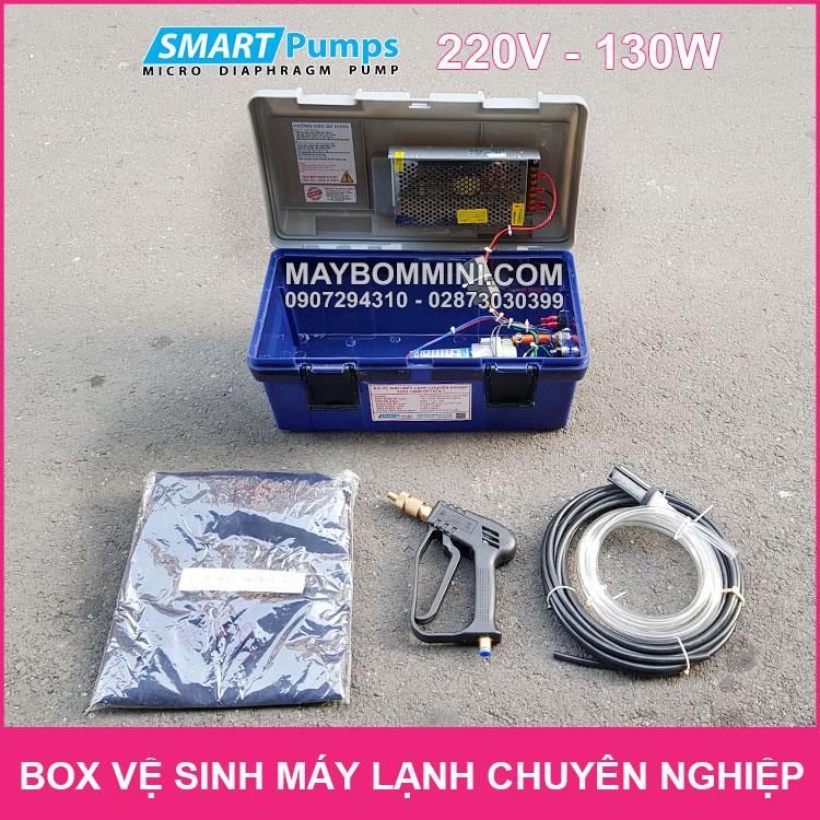 Ban Bo Ve Sinh May Lanh Chuyen Nghiep 220v 130w
