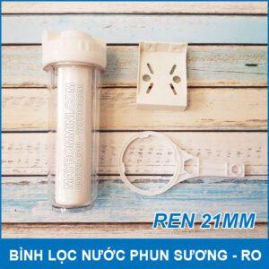 Binh Loc Nuoc Phun Suong RO 10in Ren 21mm