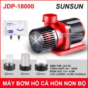 May Bom Chim 24V 18000L Sunsun JDP 18000