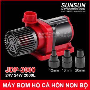 May Bom Chim 24V 24W 2000L SUNSUN JDP 2000