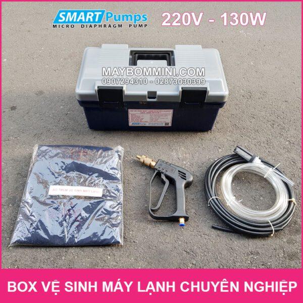 Tron Bo Ve Sinh May Lanh Dieu Hoa 130W Chuyen Nghiep