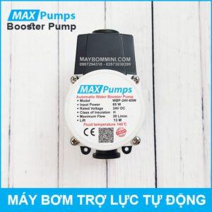 Bom Nuoc Tro Luc Tu Dong 24V 65W 20L