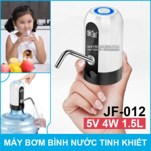 May Bom Binh Nuoc Khoan Tinh Khiet JF 012