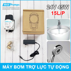 May Bom Tro Luc Nuoc Gia Dinh 24V 45W
