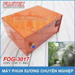 May Phun Suong Chuyen Nghiep Fuji Fog 3018 17 Bec