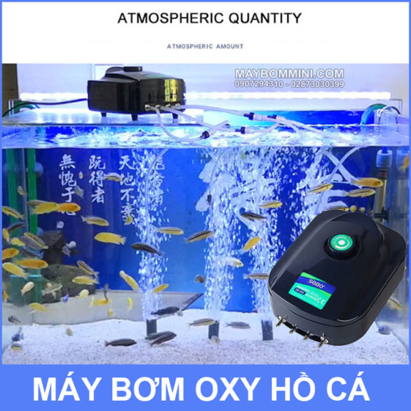 Su Dung May Bom Oxy