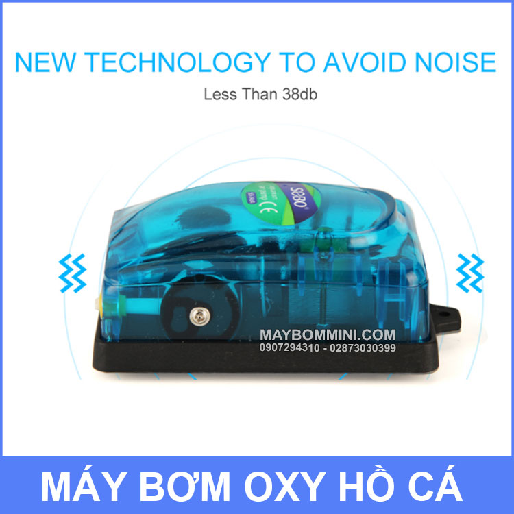 Bom Oxy Khong Tieng On