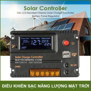Sac Nang Luong Mat Troi 12V 10A