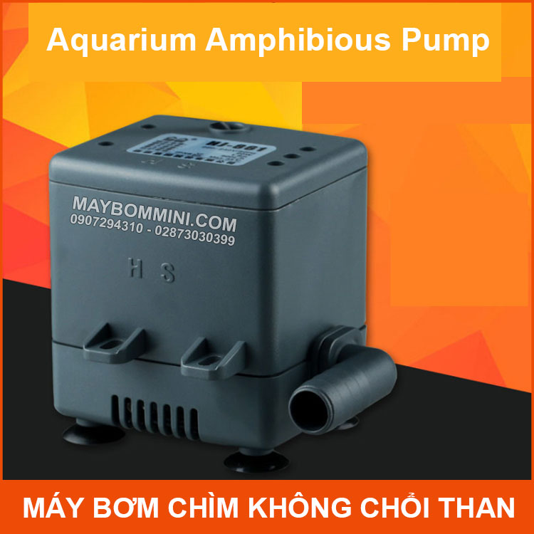 Aquarium Amphibious Pump HJ 861