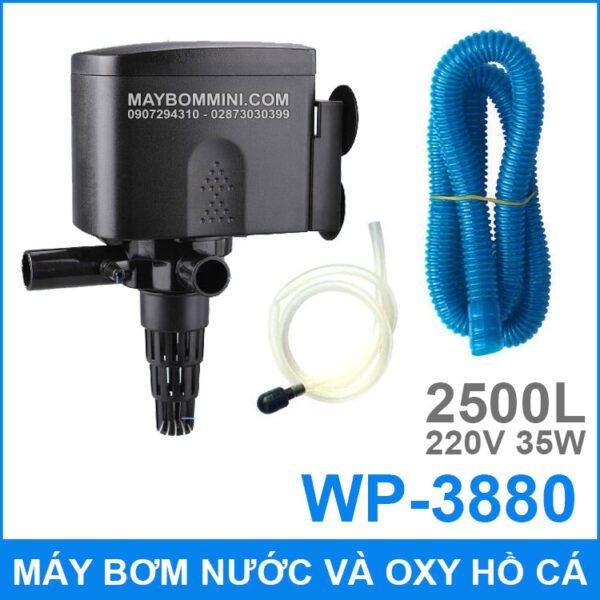 May Bom Ho Ca Va Oxy Loc Nuoc Sobo WP 3880